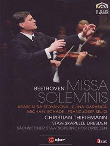 Beethoven: Missa Solemnis - DVD
